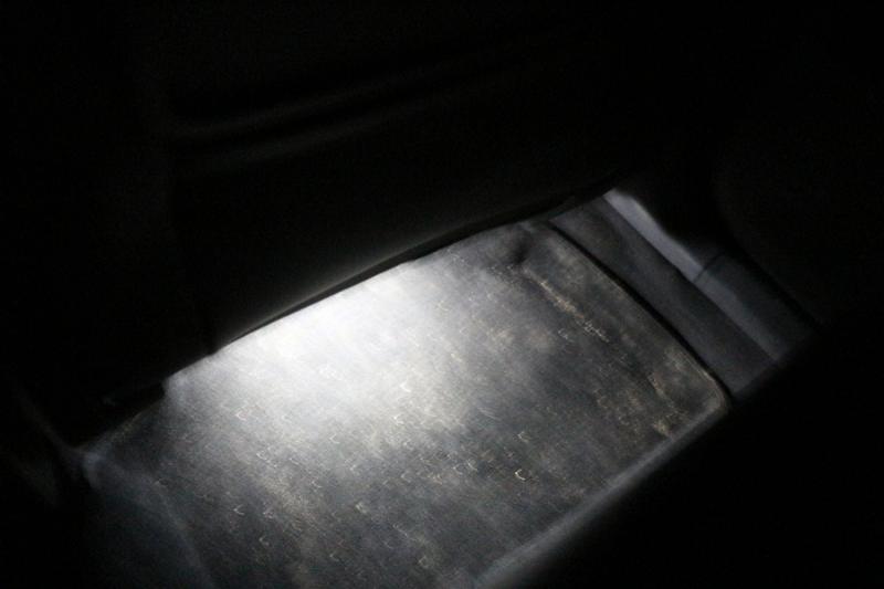 Подсветка ног LED