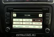 RCD 510 Delphi USB RVC с видеовходом