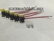 Адаптер для подключения в блок предохранителей радар детектора регистратора и пр.